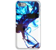 ink in water #9 iPhone Case/Skin