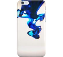 ink in water #8 iPhone Case/Skin