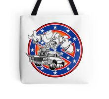 Ghostbusters of Hazzard - Franchise Logo Tote Bag