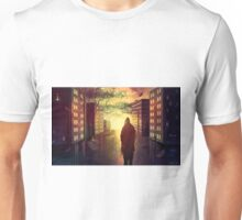 Autumn In The City Unisex T-Shirt
