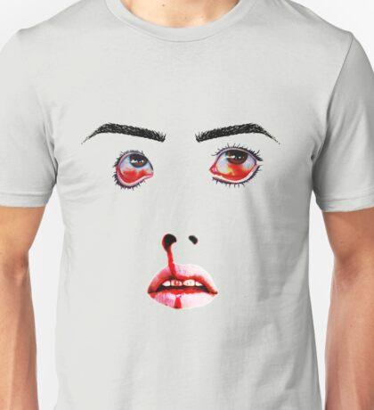 DYING FACE Unisex T-Shirt