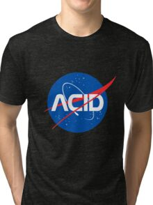 Acid Space Tri-blend T-Shirt