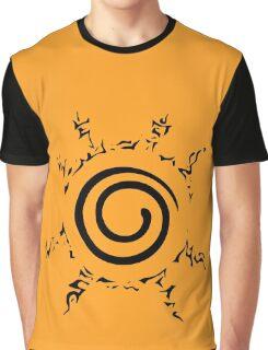 Kyubi Seal Graphic T-Shirt