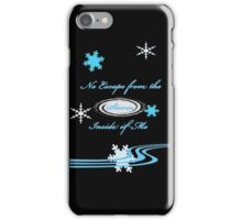 No Escape From the Storm Inside of Me iPhone Case/Skin