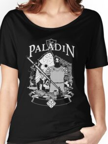 RPG Class Series: Paladin - White Version Women's Relaxed Fit T-Shirt