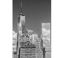 Financial District (2014) Photographic Print