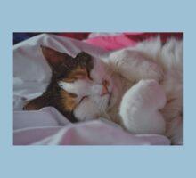 Sleeping Buffy Baby Tee
