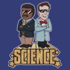 Science Guys by MaedJones