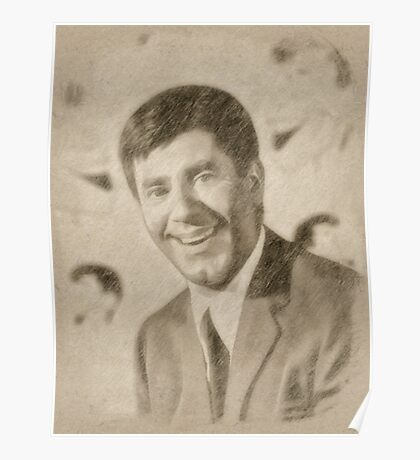 Jerry Lewis, Actor and Comedian Poster