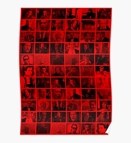 Gary Oldman - Celebrity (Film Life Style) Poster