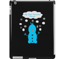 My Own Personal Flurry iPad Case/Skin