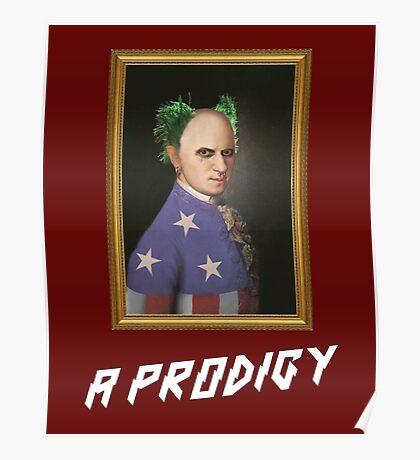 Mozart -  A Prodigy Poster
