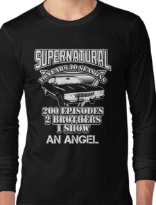 SUPERNATURAL Long Sleeve T-Shirt
