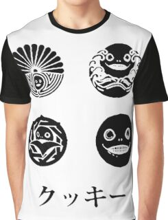 Nier automata token Graphic T-Shirt