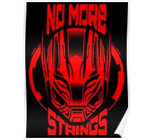 No More Strings Poster