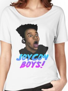 Joycon Boys! - Etika Women's Relaxed Fit T-Shirt
