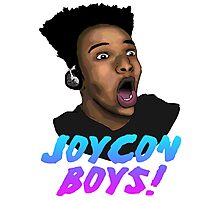 Joycon Boys! - Etika Photographic Print