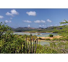 Goto Lake, Bonaire Photographic Print