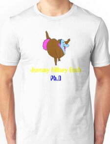 jeremy hillary boob Unisex T-Shirt