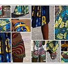 An African Touch of Fashion in the Heart of Europe by Kasia-D