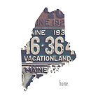 Maine Home by Maren Misner