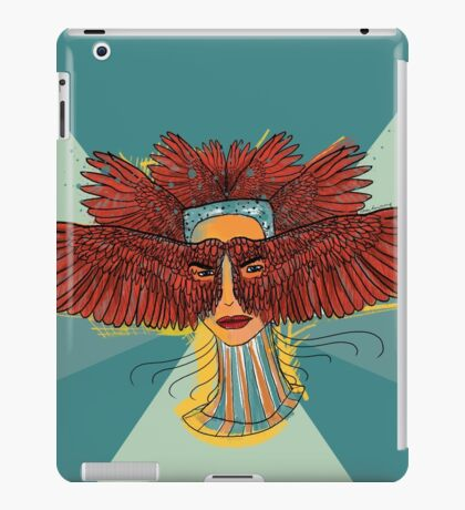 Wish I Could iPad Case/Skin