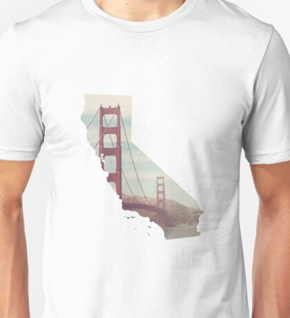 San Francisco, California Unisex T-Shirt
