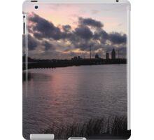 Mobile Bay Sunset iPad Case/Skin