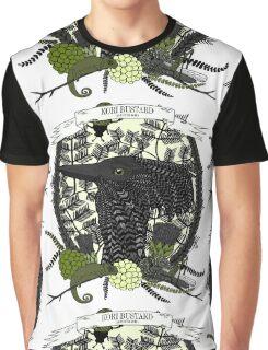 Kori Bustard (Ardeotis Kori) Graphic T-Shirt