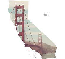 California Home by Maren Misner