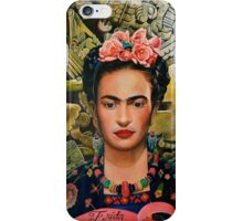 Frida Coyolxauhqui iPhone Case/Skin