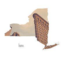 New York Home by Maren Misner