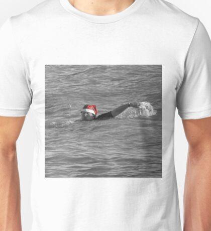 Christmas Day Splash Unisex T-Shirt