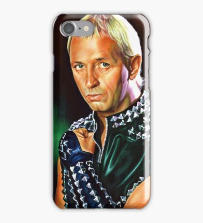 """British Steel"" painting iPhone Case/Skin"