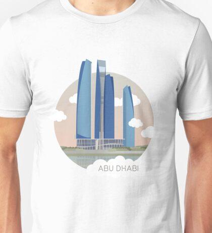 Abu Dhabi Unisex T-Shirt
