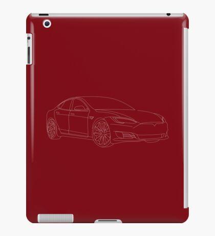 Linear Model S iPad Case/Skin