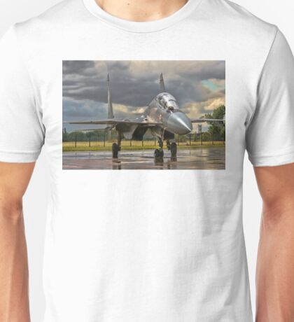 Flanker in the Rain Unisex T-Shirt