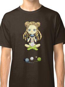 Knitting Meditation Classic T-Shirt
