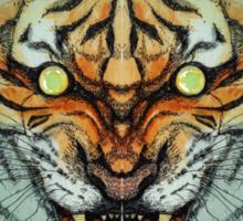 BEAST#4 Tiger Sticker