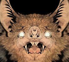 BEAST#5 Bat by gogeas
