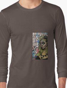 skull queen Long Sleeve T-Shirt