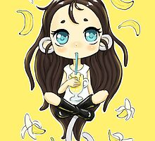 Banana Milkshake by freeminds
