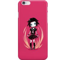 School Girl iPhone Case/Skin