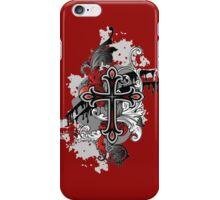 Gothic Cross iPhone Case/Skin