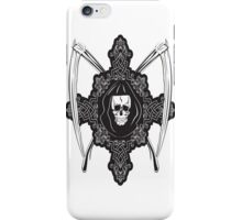Death Skull iPhone Case/Skin