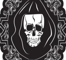 Death Skull Sticker