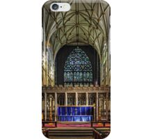 York Minster Quire iPhone Case/Skin