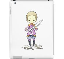 Hairdresser iPad Case/Skin