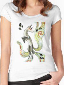 Mechanical Fox Women's Fitted Scoop T-Shirt