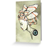 Moth 2 Greeting Card